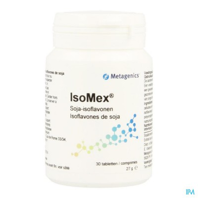 Isomex Pot Comp 30 19747 Metagenics