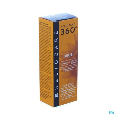 Heliocare 360° Airgel Ip50+ 60ml
