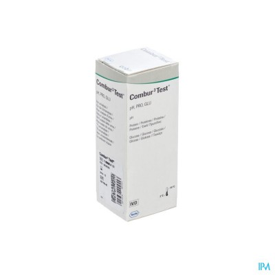Combur 3 Test Strips 50 11896814191