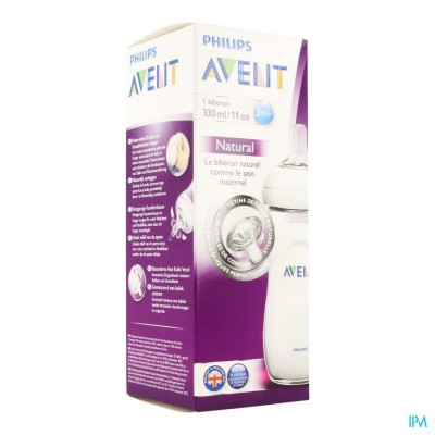 Avent Zuigfles Natural 330ml