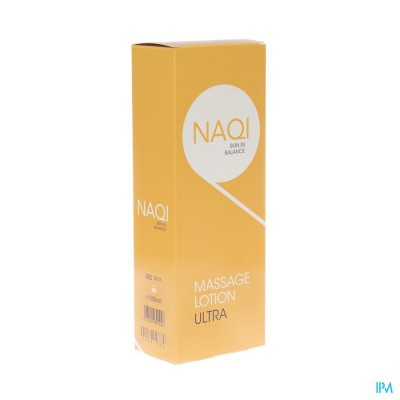 Naqi Massage Lotion Ultra Nf 500ml