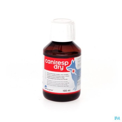 Cani-resp Dry Siroop 100ml