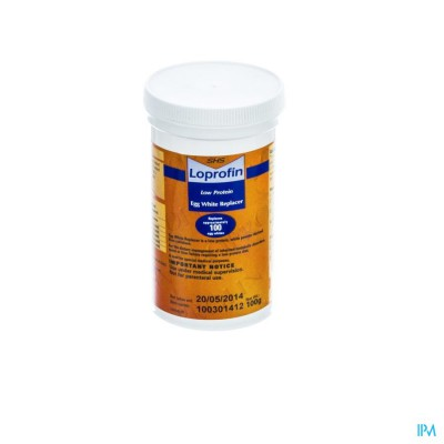 Loprofin Egg White Replacer 100g