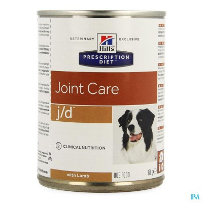 Hills Prescrip.diet Canine Jd 370g 8009u