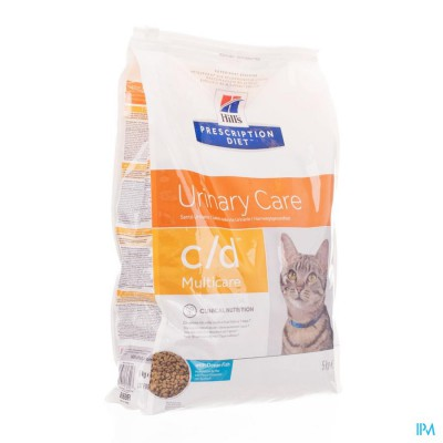 Hills Prescrip.diet Feline Cd Ocean Fish 5kg 6069r