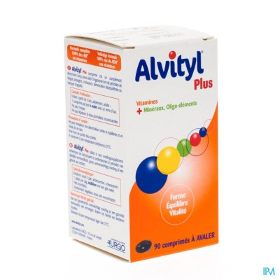 Alvityl Plus Comp 90