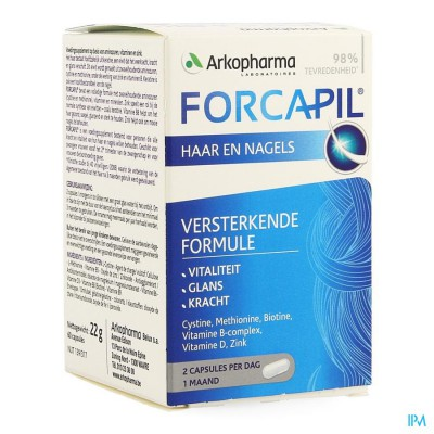 Forcapil Caps 60