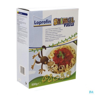 Loprofin Animal Pasta Low Protein 500g