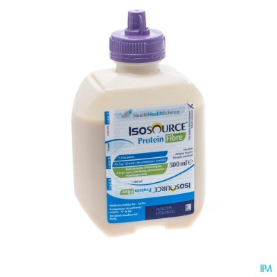 Isosource Protein Fibre Smartflex 500ml 12138994