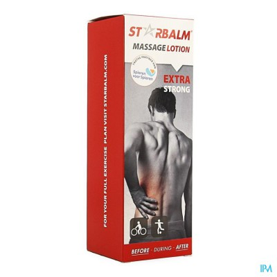 Star Balm Massage Lotion 200ml