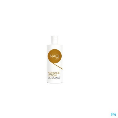Naqi Massage Lotion Ultra Plus Nf 500ml