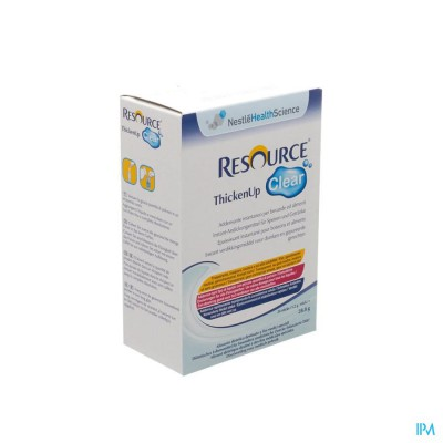 Resource Thickenup Clear Pdr Sticks 24x1,2g