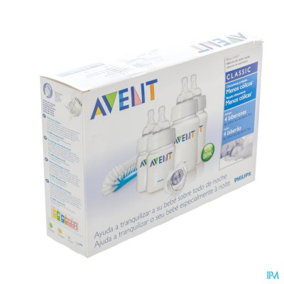 Avent Zuigfles Classic+ Pp Duo 2x125ml