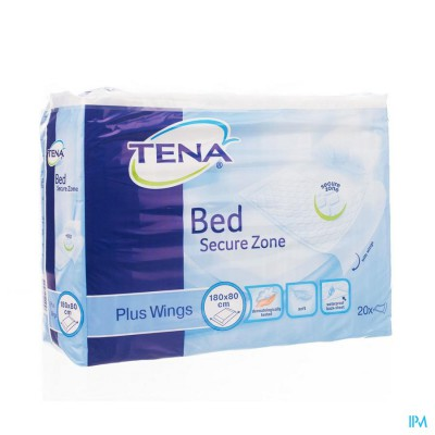 Tena Bed Plus Wings 80x180cm 20 771102