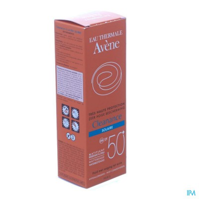 Avene Zon Cleanance Emuls Ip50+ 50ml