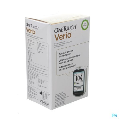 OneTouch Verio Bloedglucosesysteem