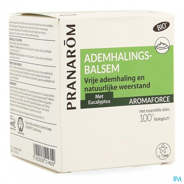 Aromaforce Balsem Ademhaling Tube 70ml