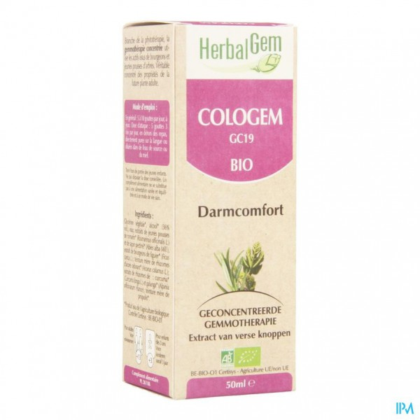 Herbalgem Cologem Complex 50ml