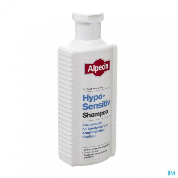 Alpecin Sh Hypo Sensitive 250ml