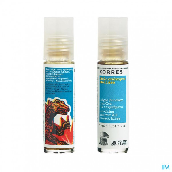 Korres Kp Soothing Mix Melissa Insect Bites 12ml